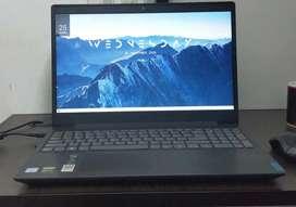 Lenovo  Ideapad  i7 9th gen. 1 TB SSD,  8 GB RAM,  3 GB NVIDIA graphic