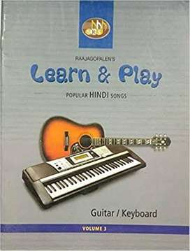 Guitar And Keyboard Classes