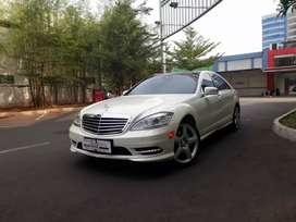Mercedes Benz S350 Amg CGI 2012 NIK 2011 White on black  record ATPM