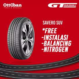 Ban Baru Berkualitas GT Radial 235 60 R16 Savero Suv Rush Terios