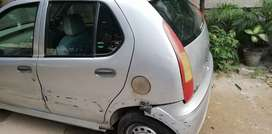 Tata Indica 2007 model petrol + cng
