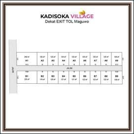 Cicil 12x: Kapling Sertifikat Ready Jl.Tajem Raya Maguwo