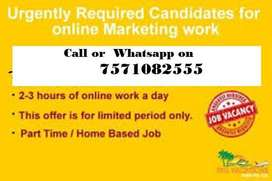 )Earn 1550 - on Daily Base by Doing Simple Typing Work in Ms Word