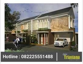 Rumah baru tengah kota Jogja Cluster Triastana Tamansiswa