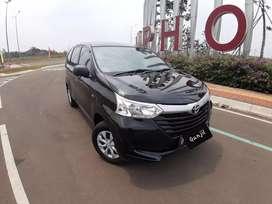 Toyota Avanza 1.3 E Manual Hitam 2015