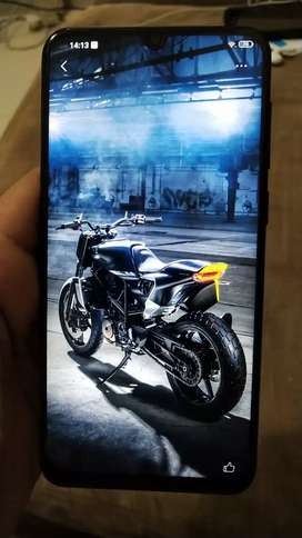 Vivo v11 pro dual with box charger 6gb Ram 128 Rom condition 10/9.7