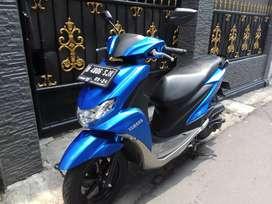 Yamaha Freego 2019 Blue Km 1xx