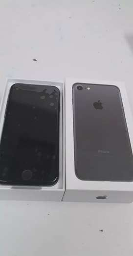 100% original product iphone 7 128gb with bill six months sellers
