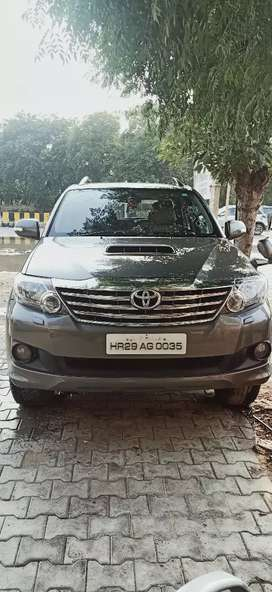 Brand New Condition Fortuner