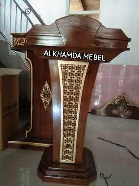 Ready Mimbar Musholla Kerajinan Jepara @1063
