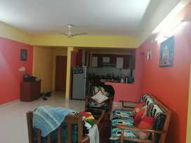 Fully furnished flat available in new town Elita garden vista complex,