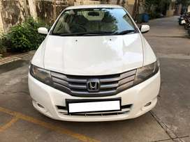 2010 Honda City i-VTEC 1.5 V A/T