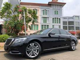 S400 Exclusive 2016 Black On Saddle Tan Km10rb Full Spek Vacum 2TV RSE