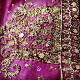 Aari embroidery class