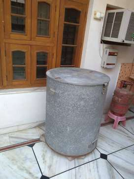 Large Steel Container