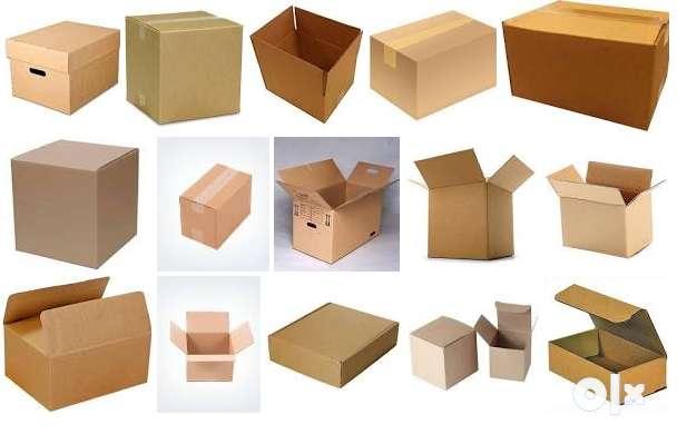 Buy Kraft Paper Brown Carton Box Start Lowest Price 0