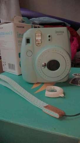 Instax mini 9 Camera polaroid