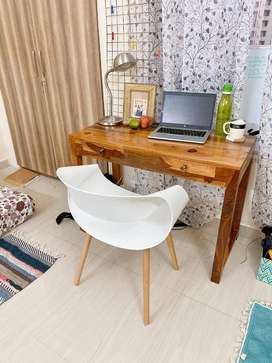 Console Cum Study Table in Sheesham Wood.Brand New at Factory Prices.