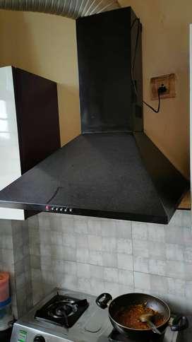 Kitchen chimney