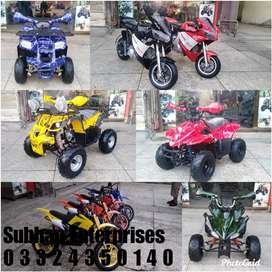 Fresh Import 70cc Atv Quad 4 Wheel Bike Collection Available At SUBHAN