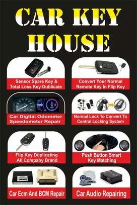 Car key maker flip key remote key maker