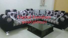 New sofa set on installment at very affordable price