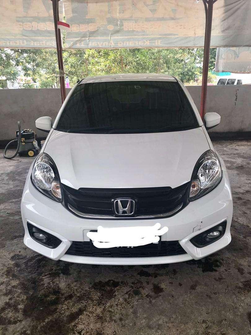 Honda Brio type E 0