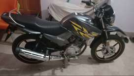YBR125 G in mint condition