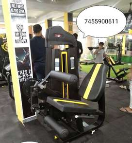 Full gym equipment