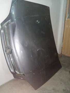 Car bonnet