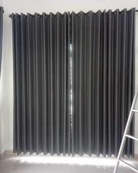Gorden Gordyn Korden Hordeng Blinds Curtain Wallaper61kckvke