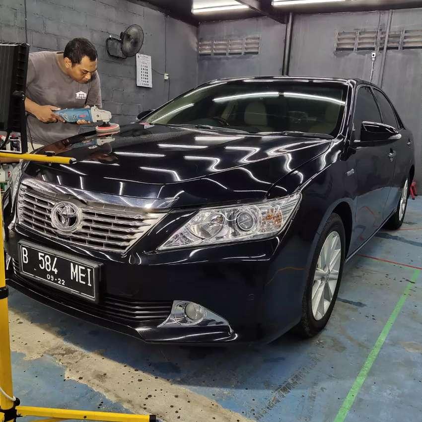 Kaca Film bisa Panggilan & Salon Mobil Nano Ceramic Coating Semarang 0