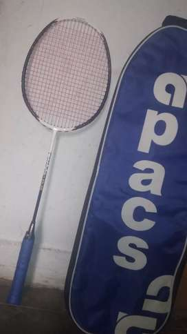 Badminton Racquet, Brand-Apacs, Model-Finapi 101, Age-12&above