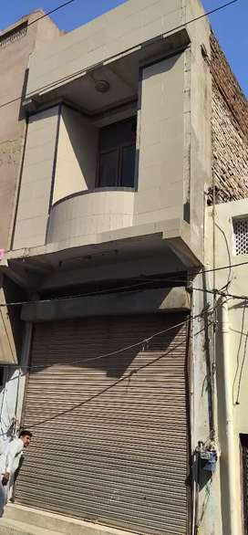 Shop for sale on city road current rent (45000) per month