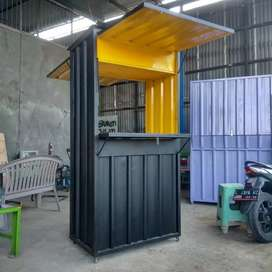 Spesialis booth container