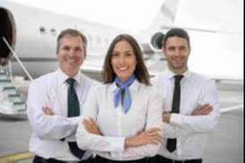 urgent hiring for fresher candidates in airlines