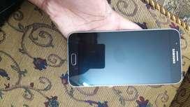 Samsung galaxy A8, black colour, 64 gb
