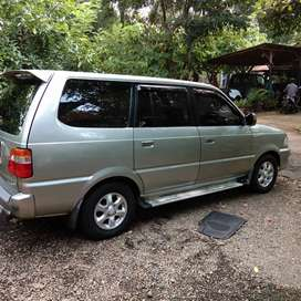Kijang Toyota lgx 2002 new model