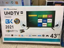 Sunday open SAMSUNG smart UHD 4K brand New box pack with warranty