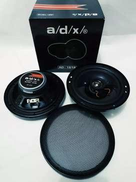"Coaxial NEW Speaker 6"" aDX AD 1618 [ Dinasti audio ]"