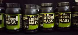 Supplements available
