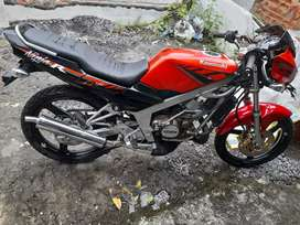 Ninja R 2014 orange