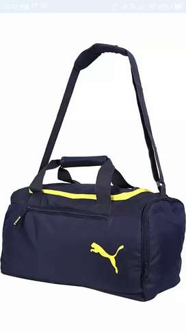 Puma Fundamental Gym Bag, Small Travel/Gym Bag