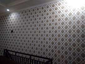 Wallpaper dinding special vinyil