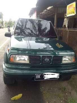 Jual mobil Suzuki Escudo Nomade