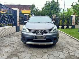 Grand Livina X-gear matic