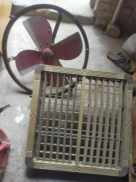 AIR COLOR FAN & GRILL