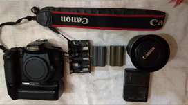 Canon 50d  look like as a New condition
