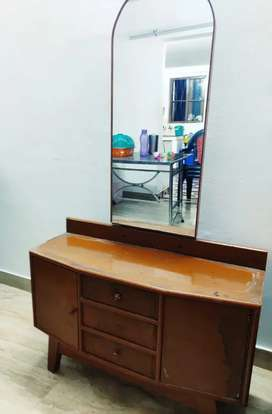 Make up table wooden