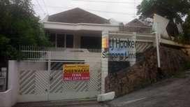 #9220 Disewakan murah rumah besar di jalan Agung